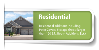 Residential permit page