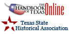 Handbook of Texas Online Website