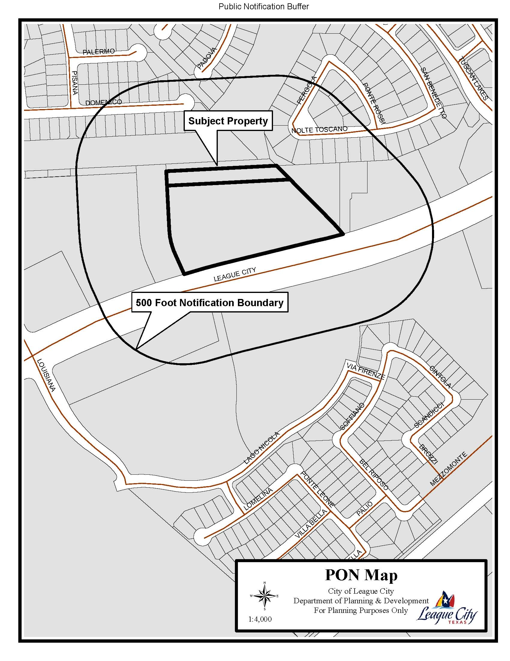 Z15-07 (Kingwood [Tuscan Lakes] CGR Amendment) Zoning Map