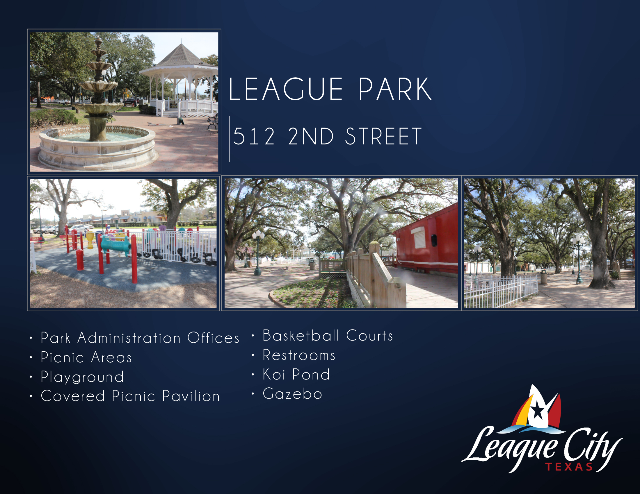 League Park Flyer
