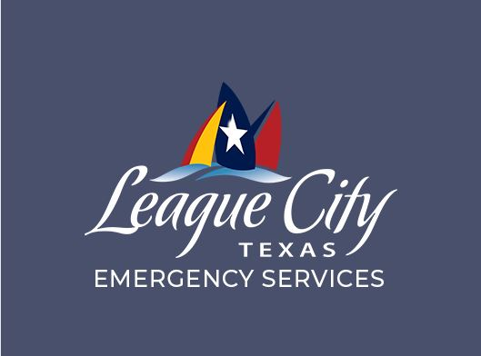 League City Emergency Srtvices Logo