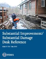 Substantial Improvement-Substantial Damage Desk Reference cover sheet
