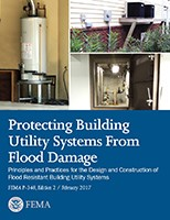 Protecting Building Utilities From Flood Damage report from FEMA