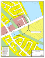 SUP13-03 Drivers Auto Zoning Map