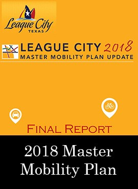 2018 Master Mobility Plan Graphic