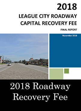 2018 Roadway Recovery Fee Graphic