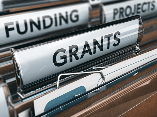 Grants, Funding and Project Files