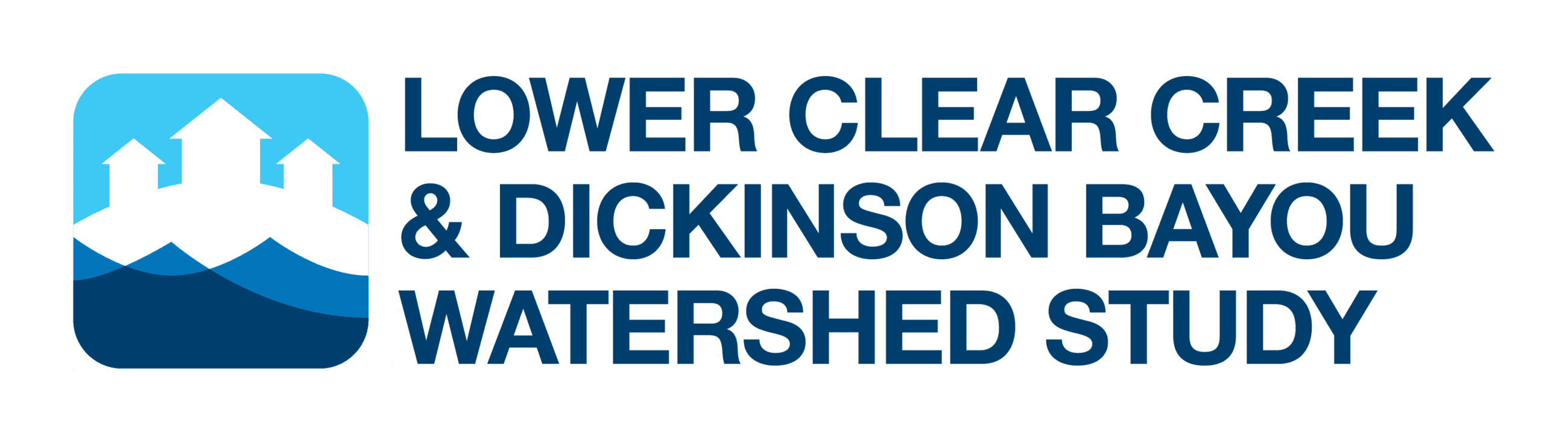 Lower Clear Creek and Dickinson Bayou Watershed Logo