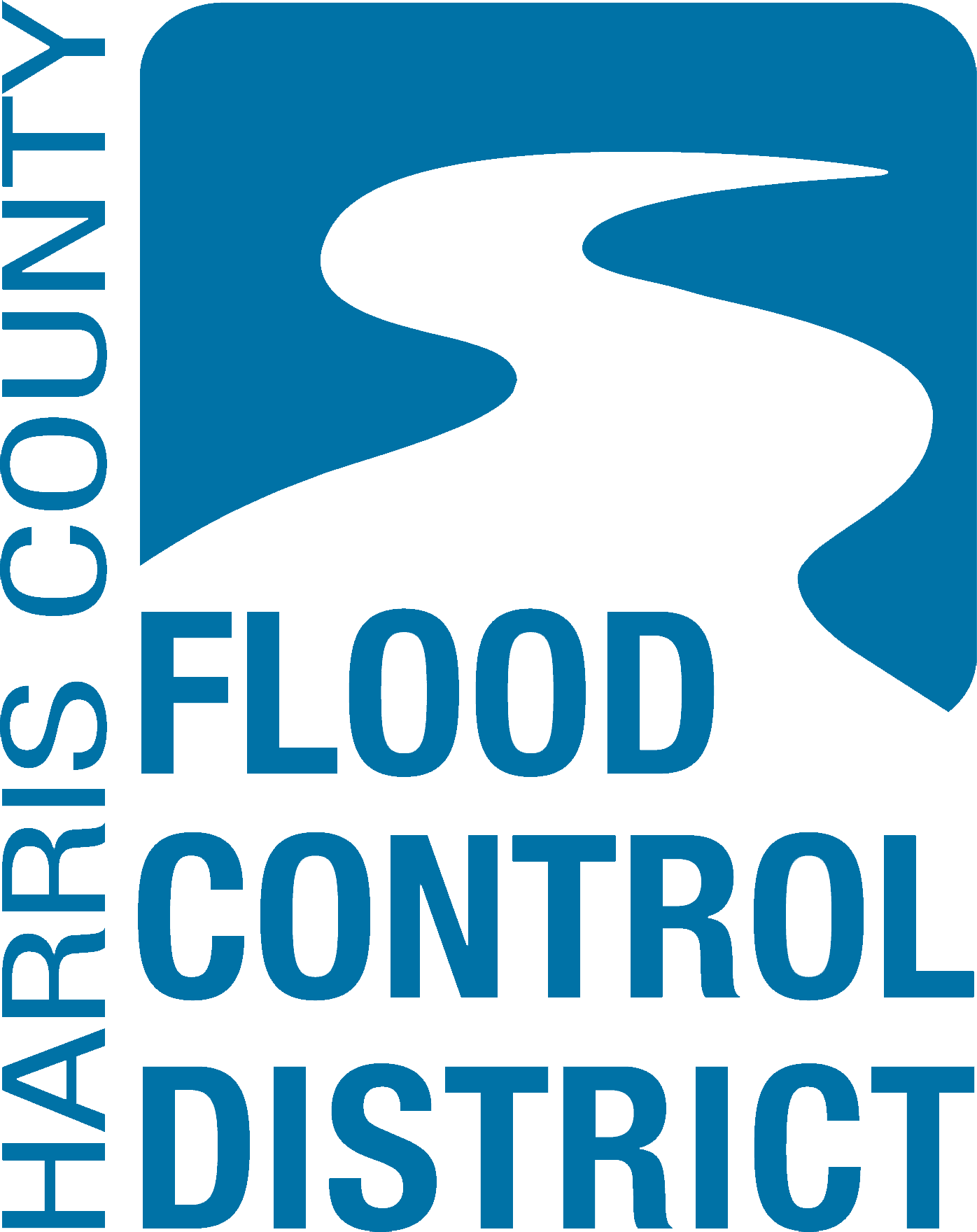 Harris County Flood Control District Logo