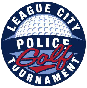 League City Police Golf Tournament Logo