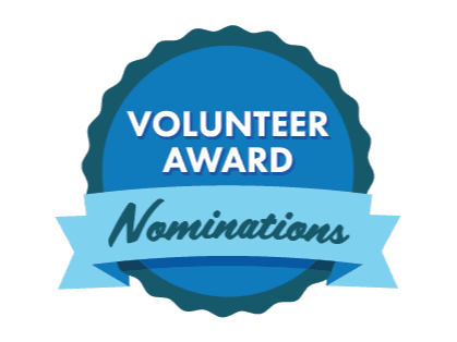 volunteer award nominations