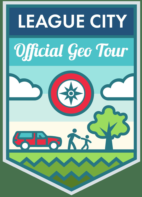 league city geotour logo