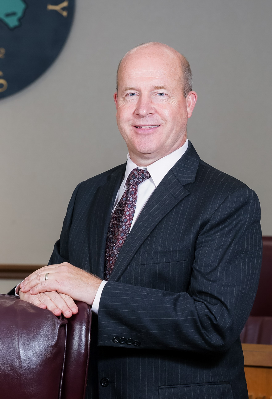 City Manager, John Baumgartner
