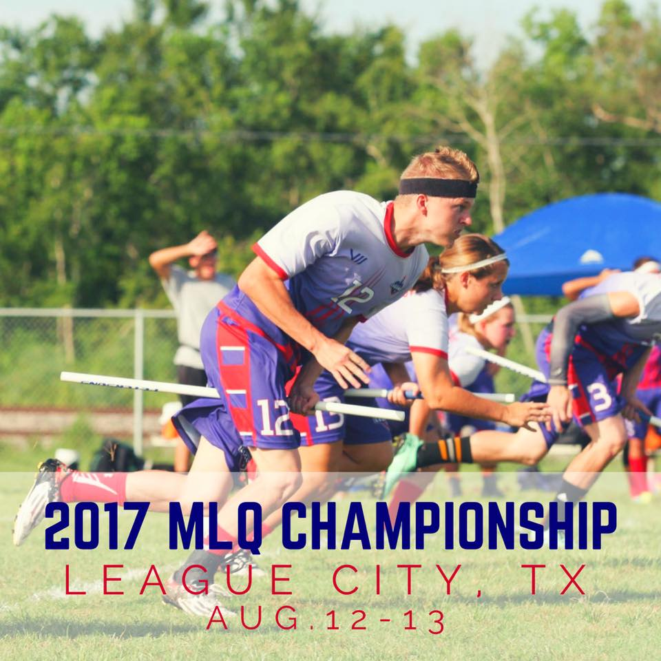 League City to host 2017 Major League Quidditch Championship