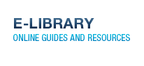 E-Library - Online Guides and Resources