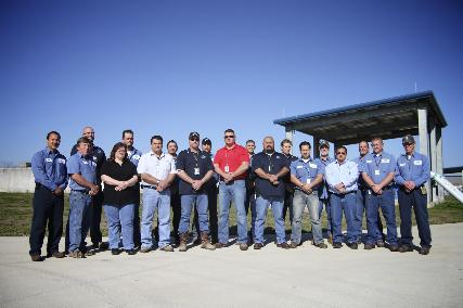 Wastewater Department Staff